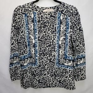 Loft Forest Animals Tunic Long Sleeved XSP